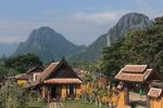 Vang Vieng mountains